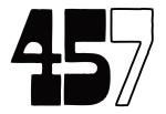 457 - bw logo
