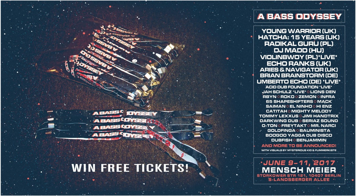 Win Free Tickets to A Bass Odyssey