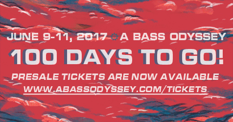 100 Days To Go // Presale Tickets