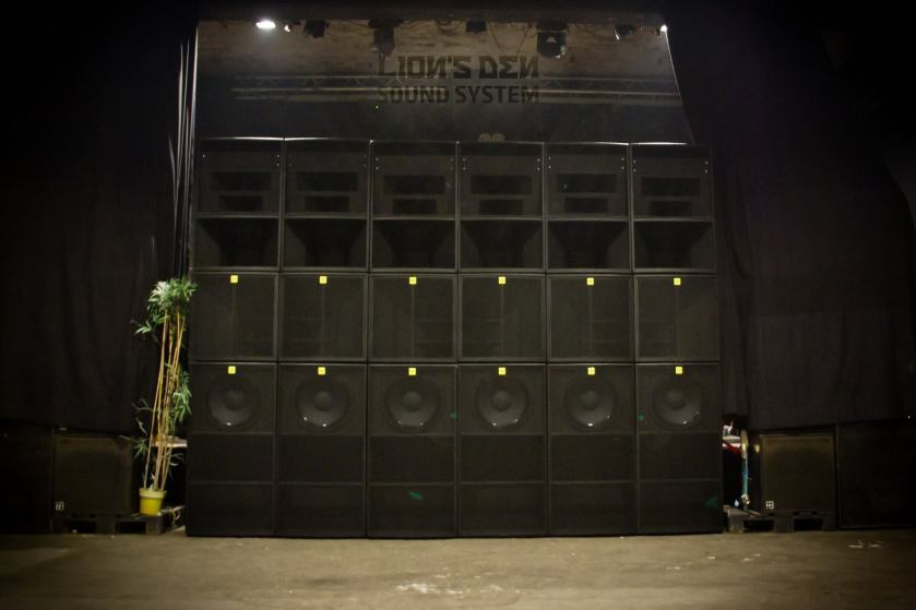 Lion's Den Sound System