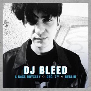 A Bass Odyssey x Moonshine - DJ Bleed