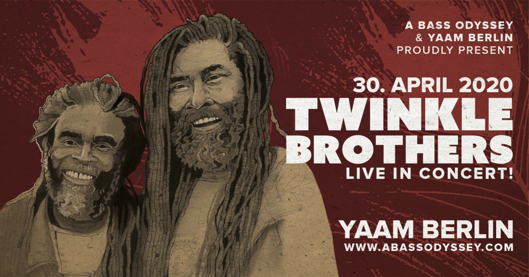 Twinkle Borthers - YAAM Berlin - Event Banner (WEB)