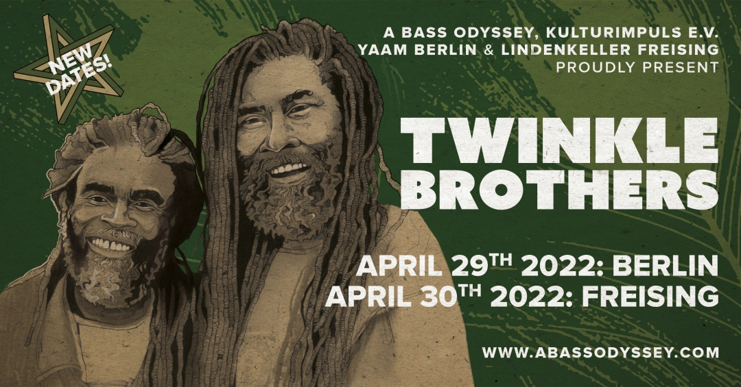 Twinkle Brothers - New Dates